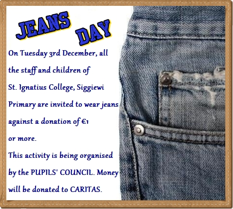 Jeans Day 2013