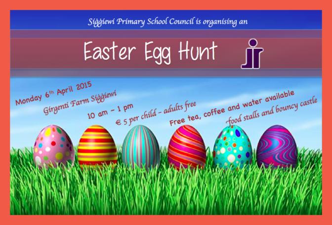 Egg Hunt Promo
