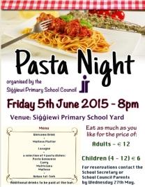 promo pasta night final