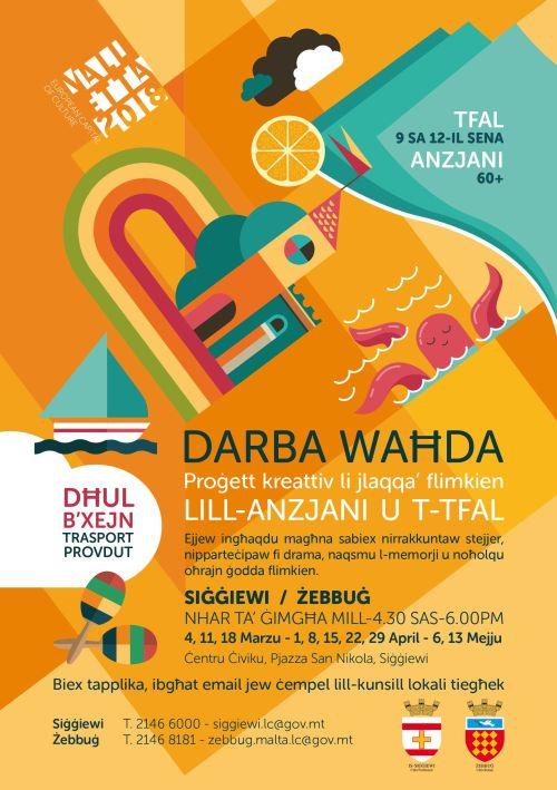 darba wahda flyer