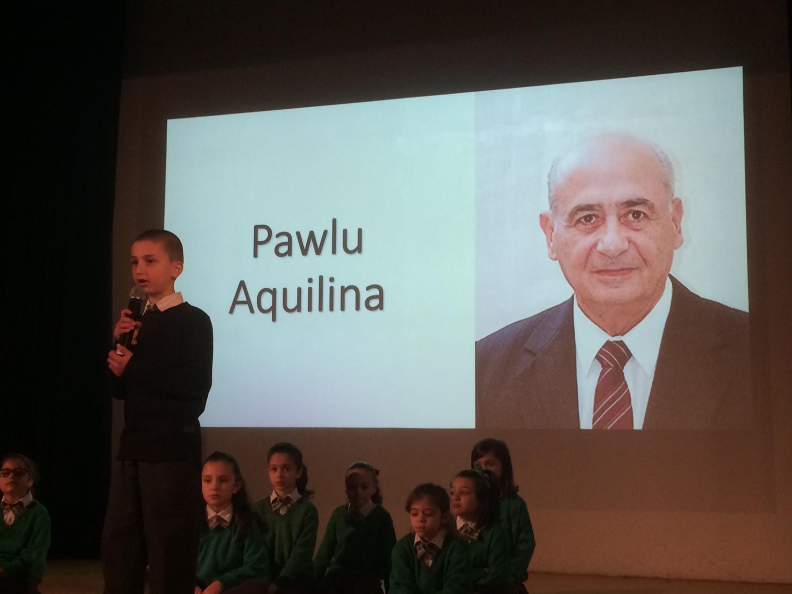 Pawlu AQuilina blogspot